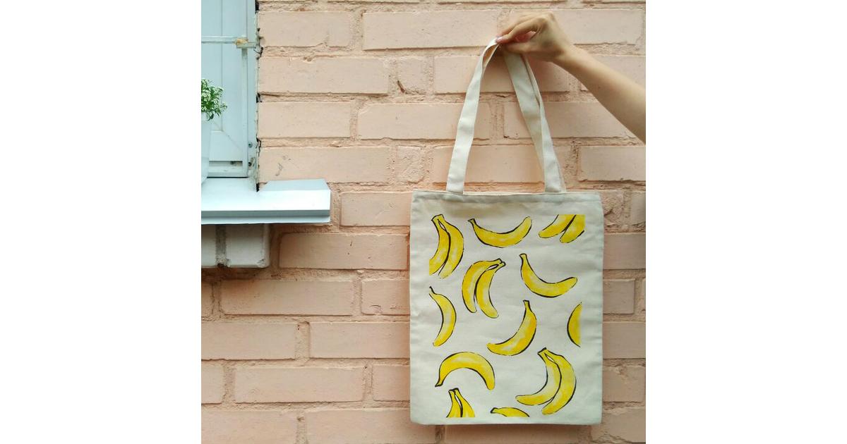 c396d5aba741 Тканевые сумки — купить сумку в Киеве, цена в Украине - с рисунком, принтом  | superpupers.com