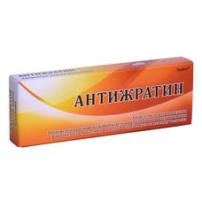 """Таблетки """"Антижратин"""""""