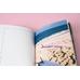 Блокнот Travel book. Планер путешествий, розовый