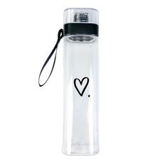 """Бутылка для воды ZIZ """"Сердечко"""""""