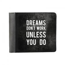 "Кошелек ""Dreams don't work"""