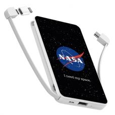 "Внешний аккумулятор PowerBank 10000 mAh ""NASA"""