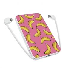 """Внешний аккумулятор PowerBank 5000 mAh """"Бананы"""""""