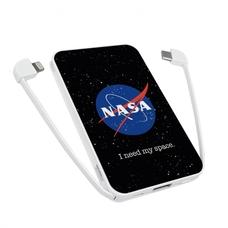 "Внешний аккумулятор PowerBank 5000 mAh ""NASA"""