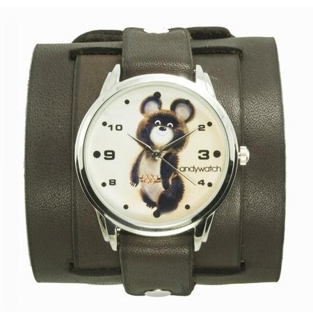 """Эксклюзивные часы """"Олимпийский мишка"""""""