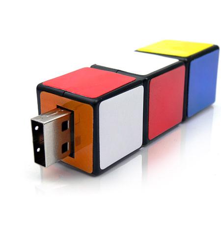 "Флешка ""Кубик Рубика"""