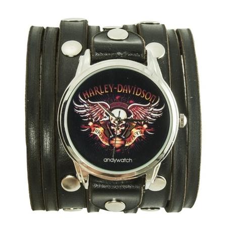 "Эксклюзивные часы ""Harley Davidson"""