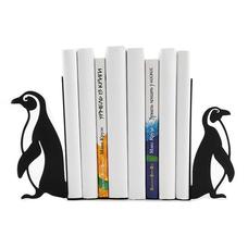 """Упоры/держатели для книг """"Пингвины"""""""