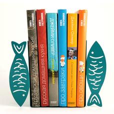 """Упоры/держатели для книг """"Рыбки"""""""