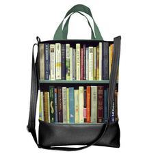 """Городская сумка """"Люблю книги"""""""