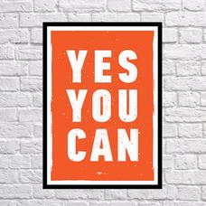 "Постер ""Ты можешь"""