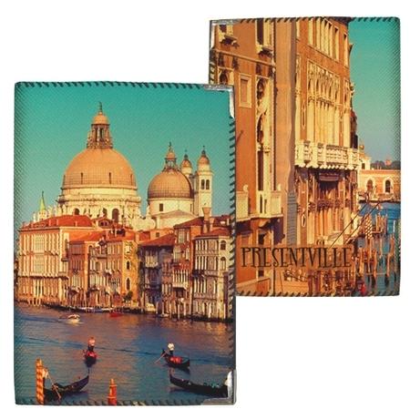 """Обложка на паспорт """"Венеция"""""""