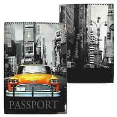 "Обложка на паспорт ""In New York city"""