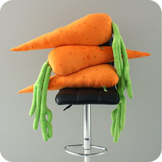 """Подушка """"Морковка"""""""