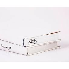"""Закладка для книг """"Велосипед"""""""