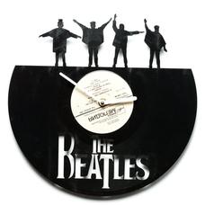 "Виниловые часы ""The Beatles"""