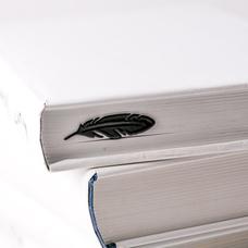 """Закладка для книг """"Перо"""""""