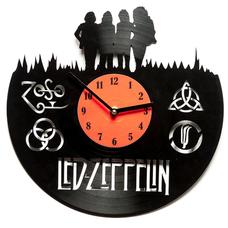 "Виниловые часы ""Led Zeppelin"""