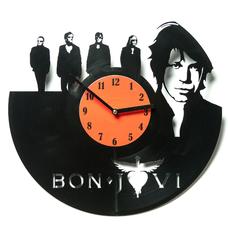 """Виниловые часы """"Bon Jovi"""""""