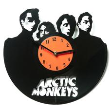 """Виниловые часы """"Arctic Monkeys"""""""
