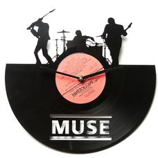 """Виниловые часы """"Muse"""""""