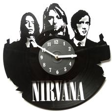 """Виниловые часы """"Nirvana"""""""