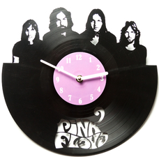 """Виниловые часы """"Pink Floyd"""""""