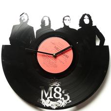"""Виниловые часы """"M83"""""""