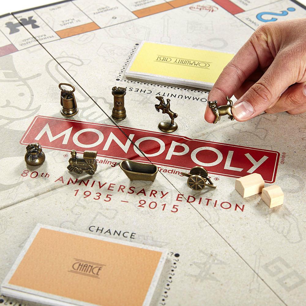 Настольные игры, Монополия. Юбилейное издание