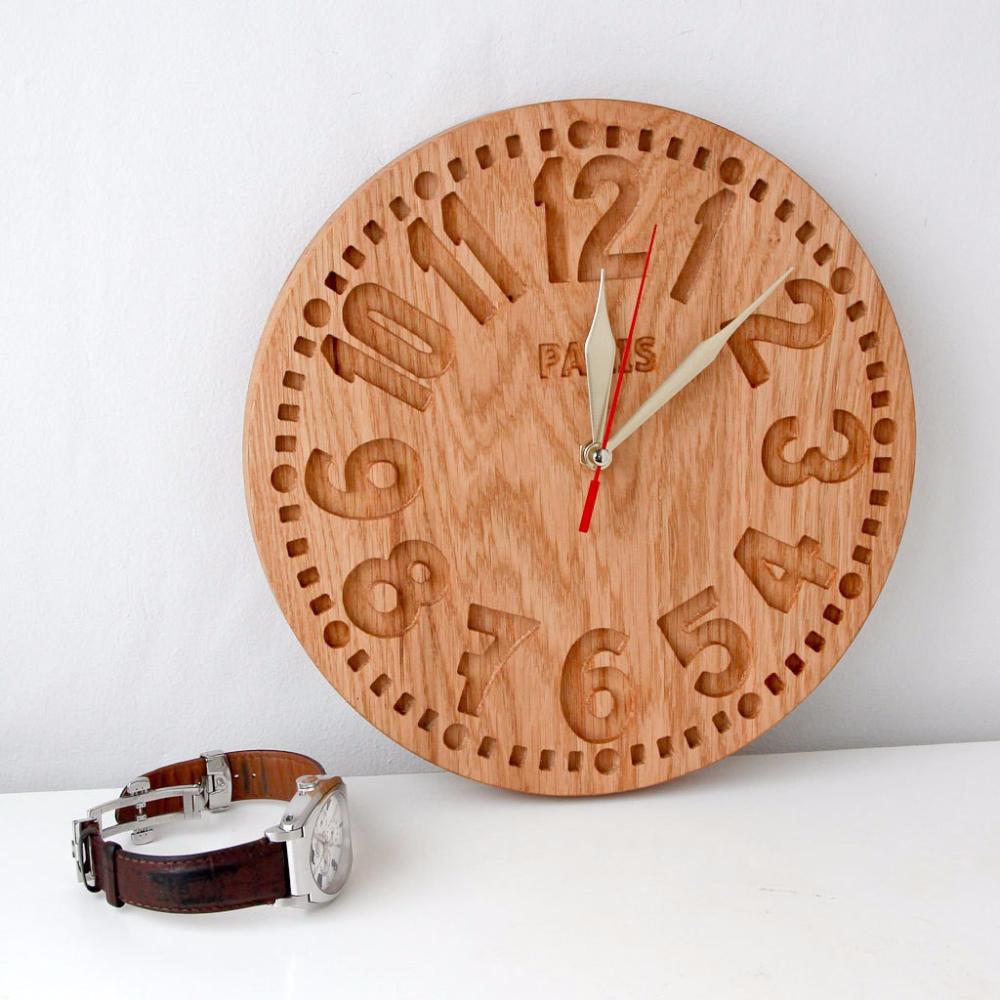 """Настенные часы """"Париж"""", винтаж"""