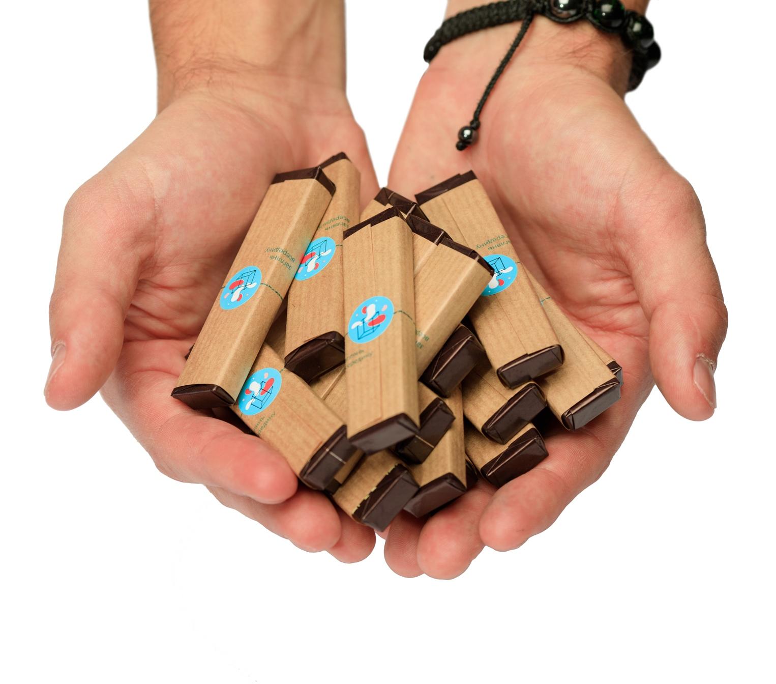 Шоколадный набор Торба щастя