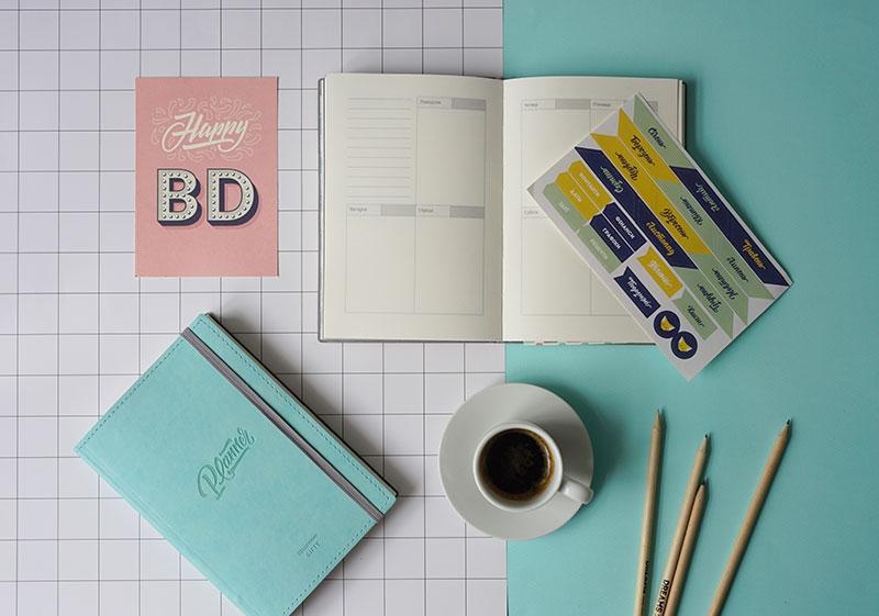 Креативные блокноты