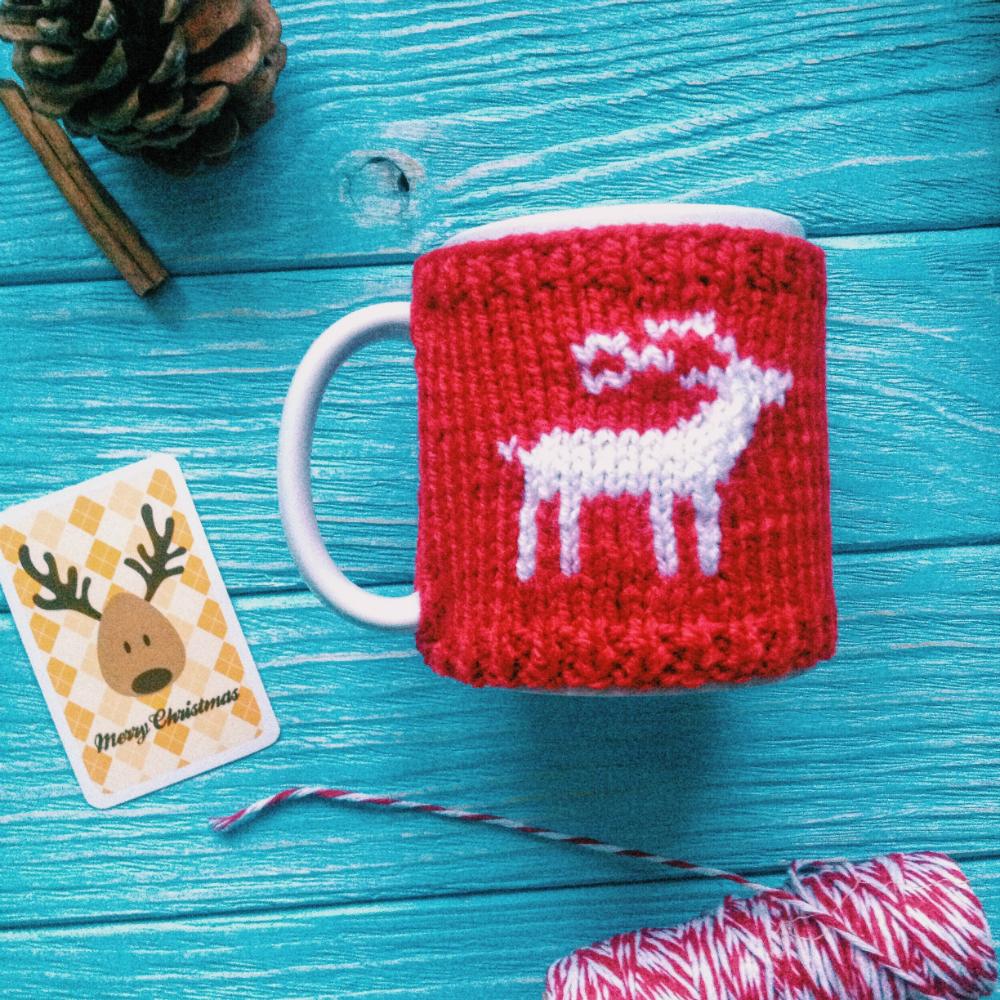 Чашка в свитерке