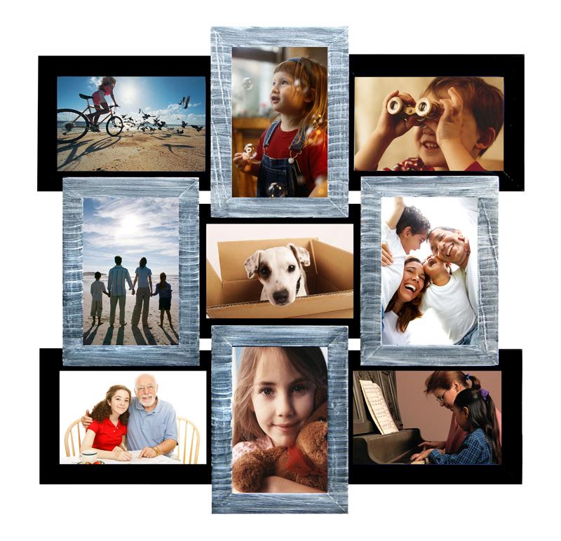Рамка для коллажа из нескольких фотографий купить