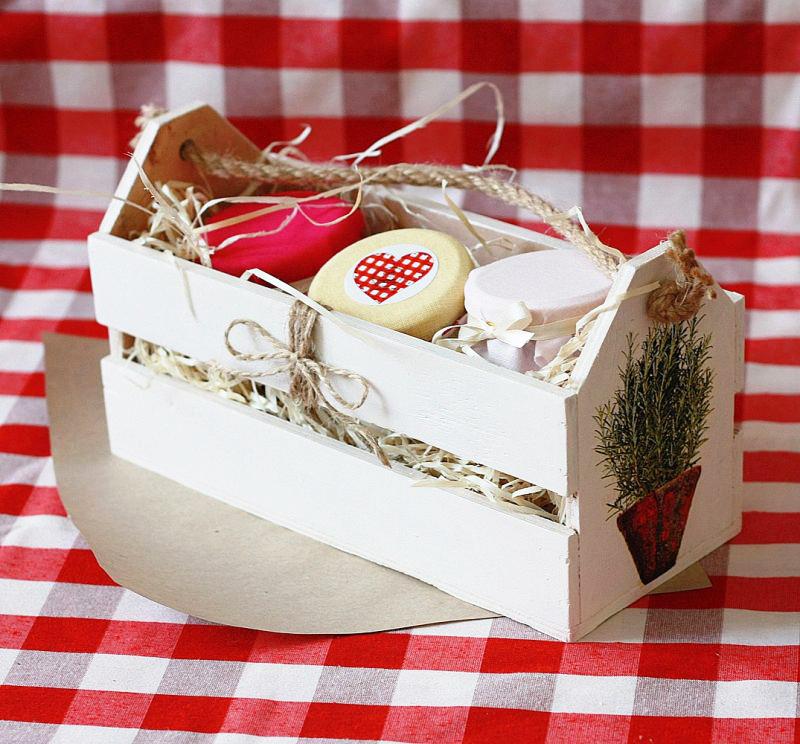 Варенье в дизайнерской коробке, набор варенья, необычное варенье