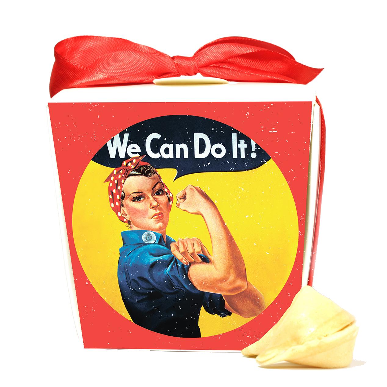 Печенье с предсказаниями Женское счастье